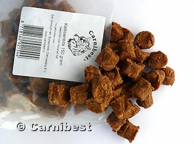 CARNIBEST | Kalkoenbits | 150 gram
