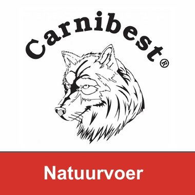 CARNIBEST   NATUURVOER   500 gram