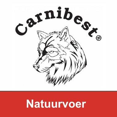 CARNIBEST   NATUURVOER   1000 gram