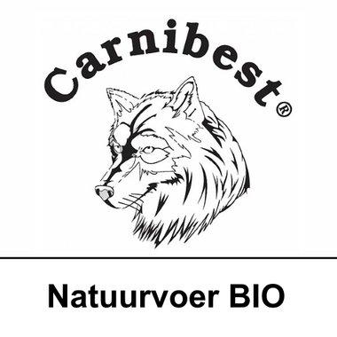 CARNIBEST | NATUURVOER BIO | 500 gram