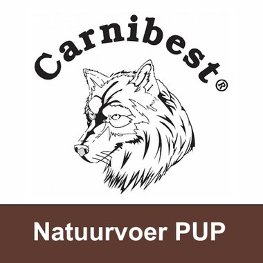 CARNIBEST | NATUURVOER PUP | 500 gram