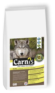 CARNIS | Brok geperst KIP/RUND | 15 kg