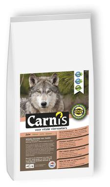 CARNIS | Brok geperst ZALM | 15 kg