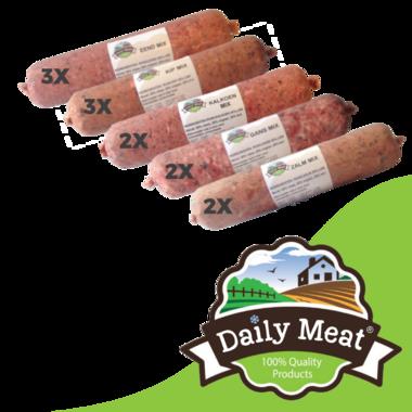 DAILY MEAT | Combi-doos | 12 kg