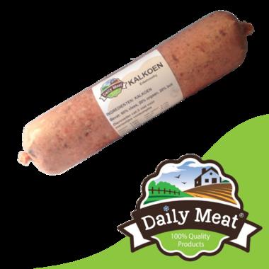 DAILY MEAT | Kalkoen - enkelvoudig | 1000 gram