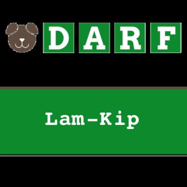 DARF | Lam-kip | rollen 19 x 245 gram