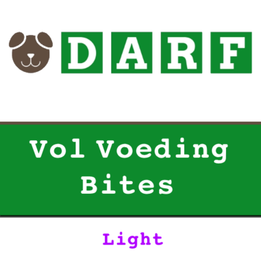 DARF | Vol Voeding LIGHT geperste brok | 14 kg