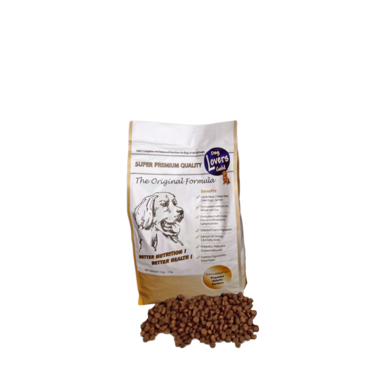 DOG LOVERS GOLD | Original Formula | 5 KG