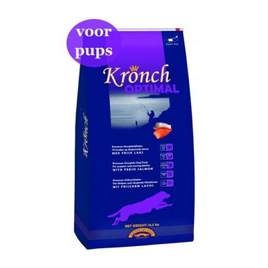 HENNE KRONCH |Puppy - Optimal | 13.5 kg
