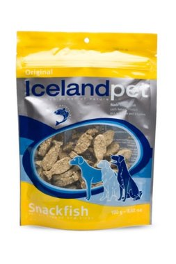 ICELAND PET | DOG Original Snackfish | 100 gram