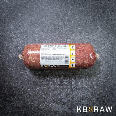 KB-BARF | Hertenvlees  (gemalen) | 1kg