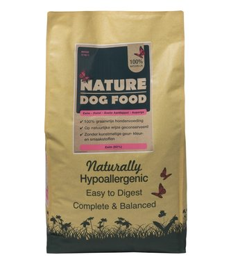 NATURE DOGFOOD | Zalm/Forel & Asperge | 12 kg