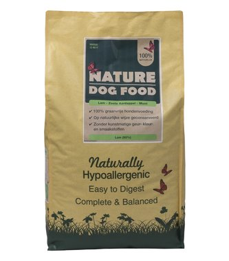NATURE DOGFOOD | Lam & Munt | 12 kg