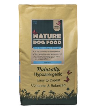 NATURE DOGFOOD | Eend & Sinaasappel | 12 KG