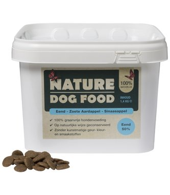 NATURE DOGFOOD | Eend & Sinaasappel | 1,4 kg