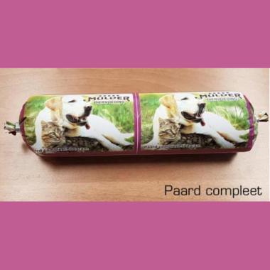 MULDER | Paard Compleet (DIEPVRIESVOEDING) | 500 gram