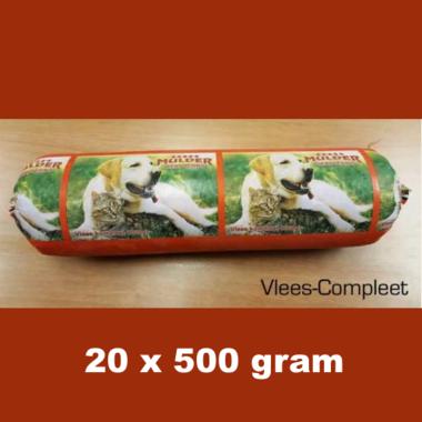MULDER | Vlees Compleet | 20 x 500 gram