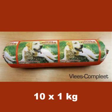 MULDER | Vlees Compleet | 10 x 1 KG