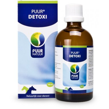 PUUR | Detoxi (Drainage)  | druppelflacon 50 ml