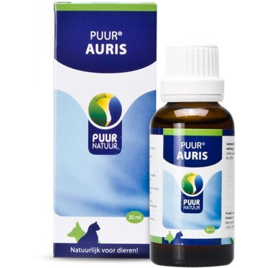 PUUR | Auris (Oor) | druppelflacon 30 ml
