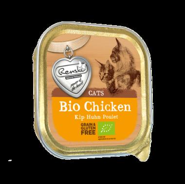 RENSKE BIOLOGISCH | KIP kuipje KAT| 85 gram