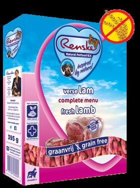 RENSKE | LAM GRAANVRIJ | 395 gram