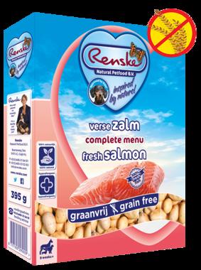 RENSKE | ZALM GRAANVRIJ | 395 gram