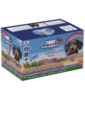RENSKE | MULTIDOOS | 12 x 395 gram