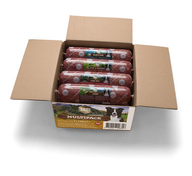 RAW4DOGS | Multipack | 8 x 1,5 kg