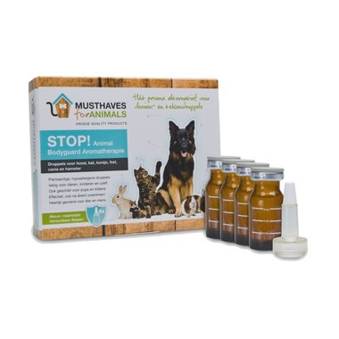 STOP! | Animal Bodyguard Aromatherapie