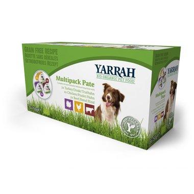 YARRAH | Pate multipack HOND | 6 x 150 gram