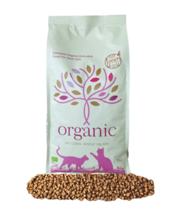 CAT LOVERS GOLD | Organic | 2,5 kg