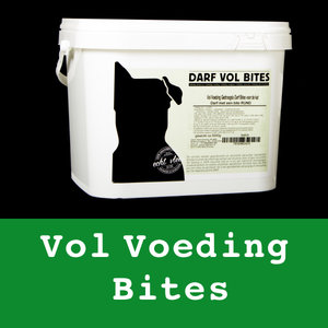 DARF | Vol Voeding LIGHT geperste brok | 5 Kg