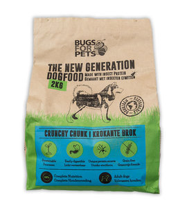 Bug for pets crunchy 2 kg