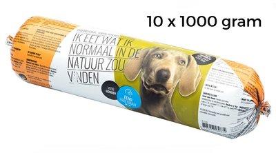 carnivoer eend 10 x 1000 gram