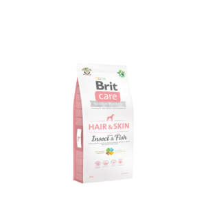 brit care hair skin insect fish 3 kg