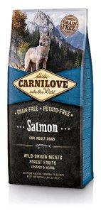 CARNILOVE DOG | Zalm (adult) | 12 KG