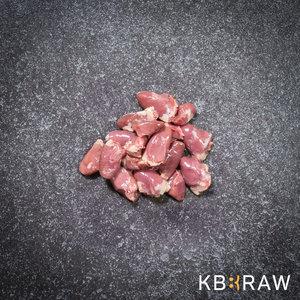 KB-BARF | Kippenhartjes | 1 kg