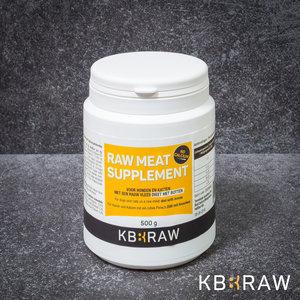 KB-EXTRA    Raw Meat Supplement ZONDER Calcium   500 gr