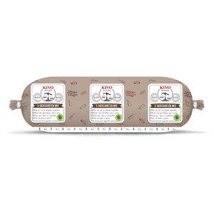 KIVO | 5 Diersoorten Mix Compleet | 500 gram