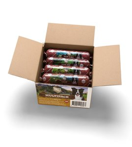 RAW4DOGS | Multipack | 12 x 450 gram